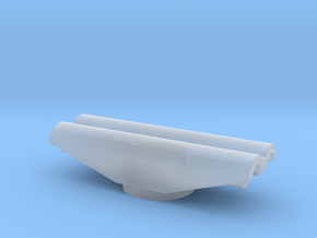 Antena radar (Radar antenna) in Smooth Fine Detail Plastic