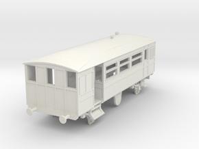 o-64-kesr-steam-railcar-1 in White Natural Versatile Plastic