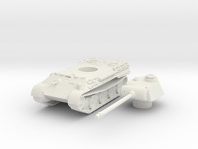 panther A scale 1/100 in White Natural Versatile Plastic