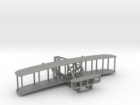 1903 Wright Flyer in Gray Professional Plastic: 1:144