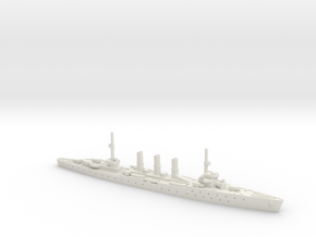 Taranto 1/700 in White Natural Versatile Plastic