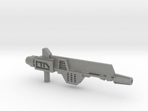 Plasma Pulse Gun for TR Broadside in Gray PA12