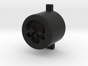 McCree deadeye button in Black Natural Versatile Plastic