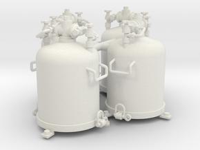Nebelkanne in 1 to 20 in White Natural Versatile Plastic