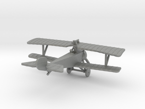 Nieuport 11 in Gray Professional Plastic: 1:144