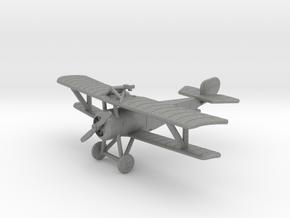 Nieuport 17 (Lewis) in Gray Professional Plastic: 1:144