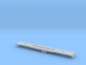 BR Mk 1 - Chassis 57' - Z - 1:220 in Smooth Fine Detail Plastic