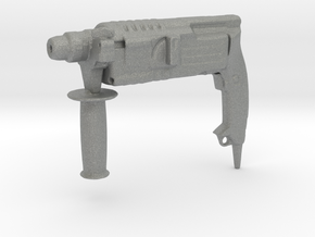 Power Drill - 1/10 in Gray PA12