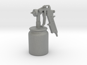 Spray Gun - 1/10 in Gray Professional Plastic