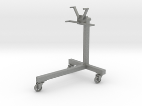 Engine Stand - Type1 - 1/10 in Gray PA12