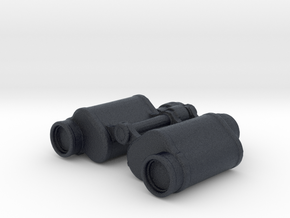 Binoculars - 1/10 in Black Professional Plastic