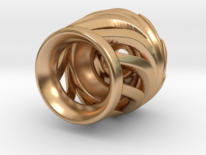 tzb tachyon  in Polished Bronze