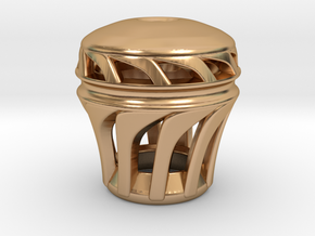 tzb Proton in Polished Bronze