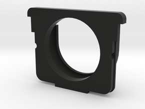 PEN-F angle finder adapter for Olympus VA-1 in Black Natural Versatile Plastic
