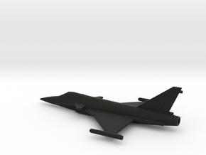 Soko Novi Avion (w/o landing gears) in Black Natural Versatile Plastic: 1:200