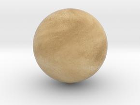 Cloudy Venus 1:100 million in Natural Full Color Sandstone