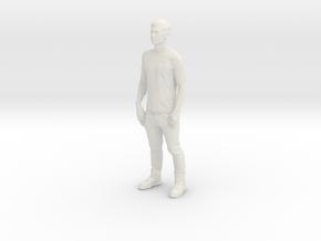 Printle C Homme 285 - 1/24 - wob in White Natural Versatile Plastic