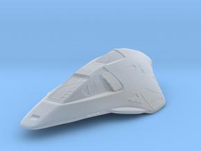 Delta flyer in Smooth Fine Detail Plastic