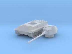 E75 scale 1/144 in Smooth Fine Detail Plastic