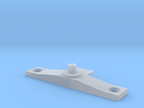 Atlas O Scale Replacement Freight Car Body Bolster in Smooth Fine Detail Plastic