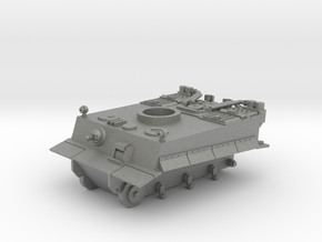 SD Tank Tiger 1 (Part 2/3) in Gray Professional Plastic