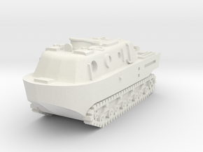 Landwasserschlepper (Operation Seal Lion Exp.) in White Natural Versatile Plastic