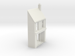 z-76-lr-t-shop-rd-brick-comp in White Natural Versatile Plastic