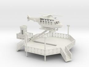 model built(for info only) in White Natural Versatile Plastic