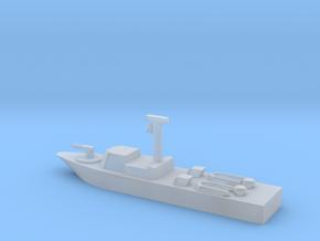 1/1250 Scale Super Dvora III Fast Patrol Boat in Smooth Fine Detail Plastic