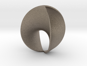 ring 1 4 2 dressed up strong in Matte Bronzed-Silver Steel: 7 / 54