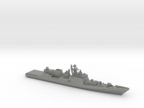 Talwar Class Frigate in Gray PA12: 1:600