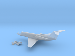 046A Grumman Gulfstream II 1/144 FUD in Smooth Fine Detail Plastic