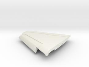 TA-4F-144scale-04-RightWing-SlatsDown in White Natural Versatile Plastic