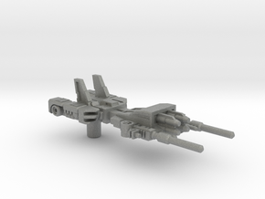 SixShot in Weapon Mode 5mm Weapon (2.5 inch) in Gray Professional Plastic