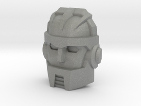 Graduate Boulder Faceplate (Titans Return) in Gray Professional Plastic