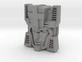 Fembot HeadNurse Face (Titans Return) in Gray PA12