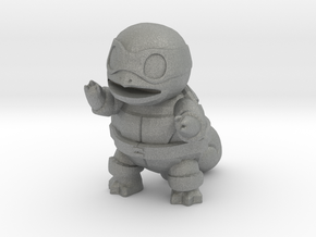 Ninja Squirtle, Mikey in Gray PA12