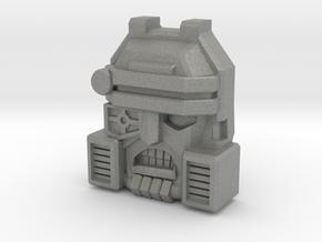 Demolishor Face (Titans Return) in Gray PA12