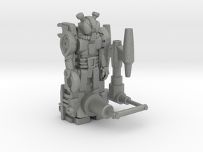 BugBrain Transforming Weaponoid Kit (5mm) in Gray Professional Plastic