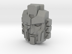 Perceptor, IDW Face (Titans Return) in Gray Professional Plastic