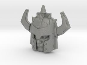 Jetstrike Human Face (Titans Return) in Gray PA12