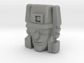 Slugslinger G1 Toy Face (Titans Return) in Gray PA12