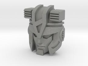 Submarauder/Alchemist Prime Face in Gray PA12