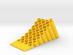 hs135 in Yellow Processed Versatile Plastic