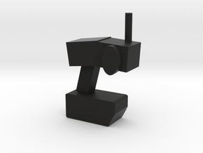 1/10 scale remote  in Black Natural Versatile Plastic