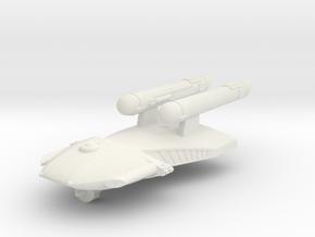 3125 Scale Fed Classic Light Cruiser WEM in White Natural Versatile Plastic