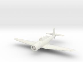 Blackburn Skua in White Natural Versatile Plastic: 1:144