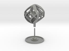 Cubosfera - Guido Moretti in Gray Professional Plastic