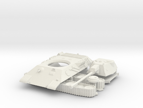 Daimler Benz Vk3002 in White Natural Versatile Plastic: 1:100