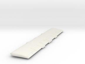 OV-10-144scale-4-Wings in White Natural Versatile Plastic